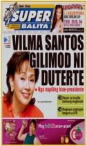 COVERS - Super Balita Davao 08 June 2015
