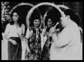 MEMORABILIA - Vi with Ike Lozada and Inday Badiday