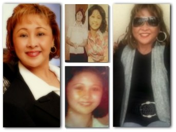 FAMILY - Winnie Santos now and then