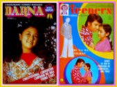 MEMORABILIA - Vi in Darna and Teeners Mags 1970s