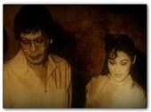 MEMORABILIA - Vi with Mike de Leon 1984