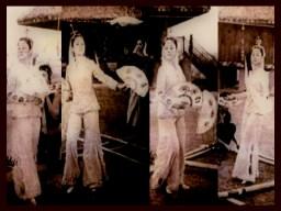 MEMORABILIA - Vi's singkil dance