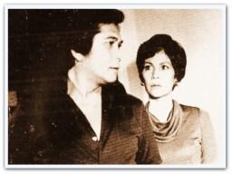 MEMORABILIA - Eddie Rodriguez and Lolita Rodriguez