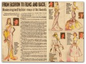 MEMORABILIA - Manila Bulletin 20 Feb 2007 Fashion