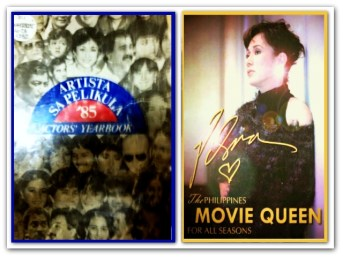 MEMORABILIA - Movie Queen For All Seasons