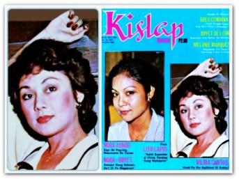 MEMORABILIA - 1980 Kislap Cover Pic