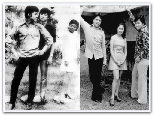 MEMORABILIA - Nora Aunor and Vilma Santos Trio Films