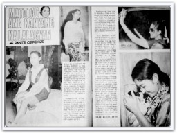 MEMORABILIA - 1971 Vilma Santos Vilmanians Magazine