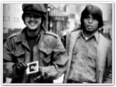 MEMORABILIA - Christopher de Leon and Elwood Perez 1979
