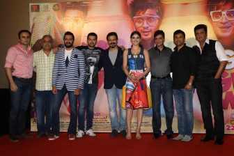 Aman Gill-Ashok Thakeria-Riteish Deshmukh-Aftab Shivdasani--Vivek Oberoi-Urvashi Rautela-Indra Kumar-Anand Pandit-Markand Adhikari