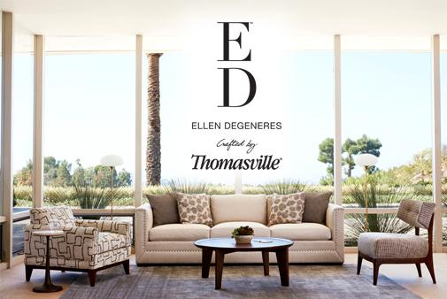 Mid Mod Furniture by Ellen DeGeneres