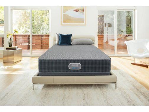 Beautyrest Silver Hybrid Vivid Shore Luxury Medium Mattress