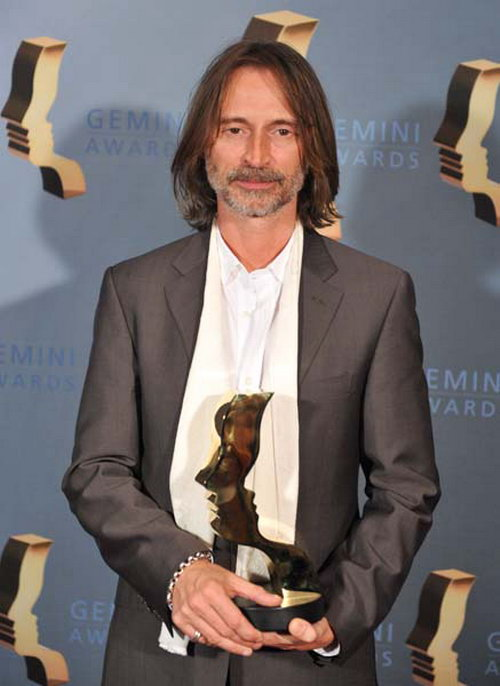 Robert Carlyle - Gemini Awards 2010