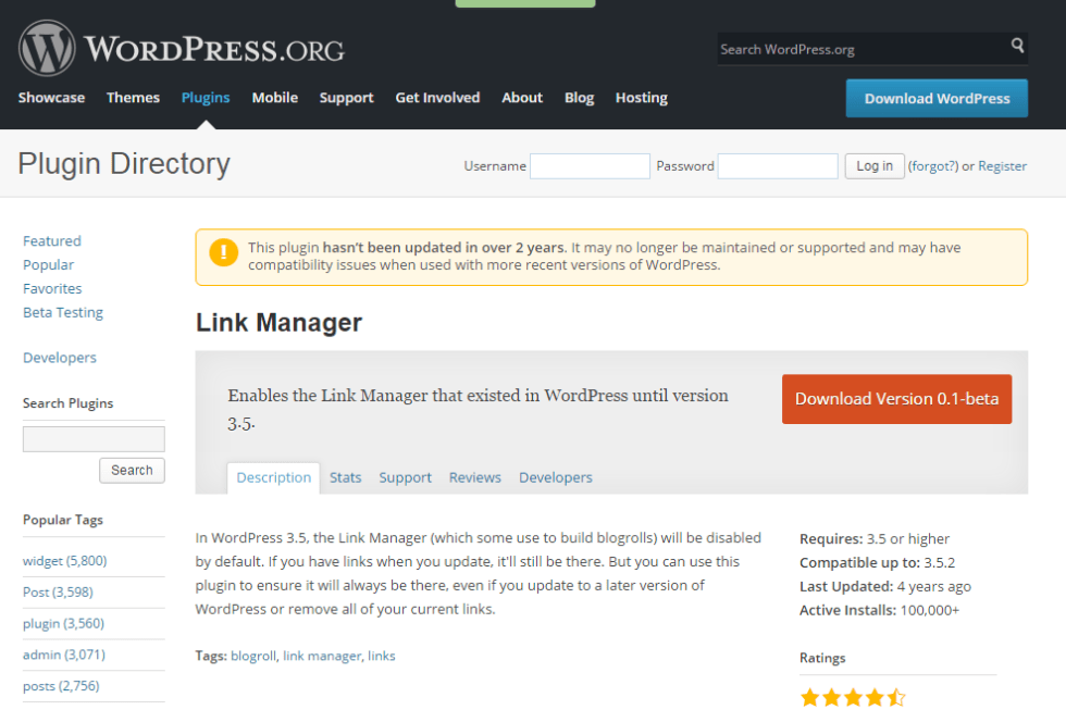 screencapture-wordpress-org-plugins-link-manager-1462526481231