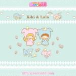 受保護的內容: Little Twin Stars Wallpaper 2013 九月桌布 日本 SanrioBB Present