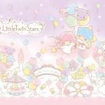 受保護的內容: Little Twin Stars Wallpaper 2013 十二月桌布 日本草莓新聞