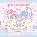 受保護的內容: Little Twin Stars Wallpaper 2018 六月桌布 日本草莓新聞