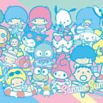受保護的內容: Little Twin Stars Wallpaper 2018 七月桌布 日本草莓新聞