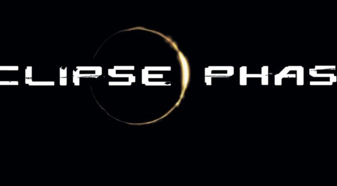 Eclipse Phase (quick-start rulebook)