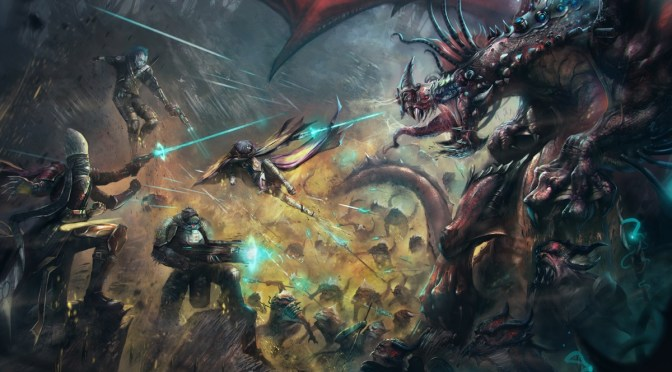 What about Starfinder? A review….