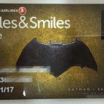 Miles and Smilesの会員カードの即時発行