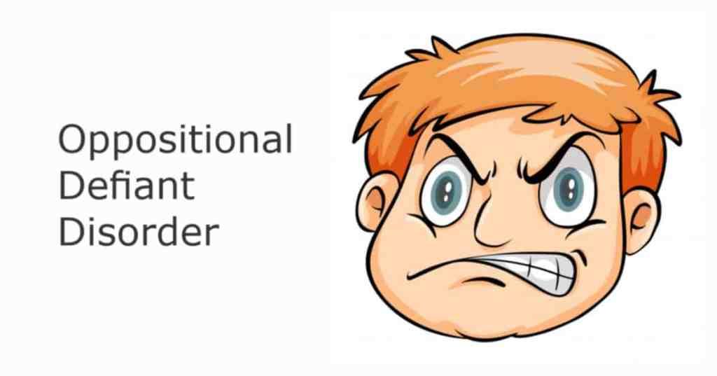oppositional defiant disorder odd definition
