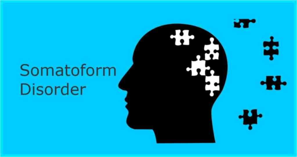 what are the symptoms of somatoform disorders ?