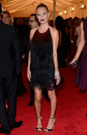 Kate Bosworth in fringed punk