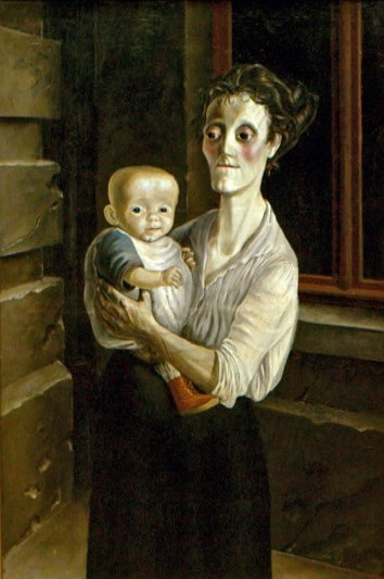 "Otto Dix: ""Frau mit Kind"" - WDR / © VG Bild-Kunst"