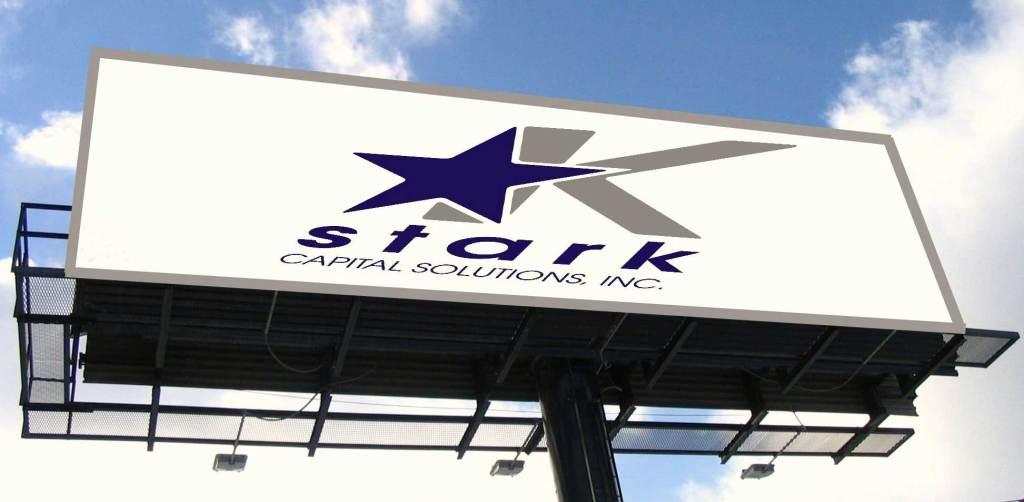 Stark billboard