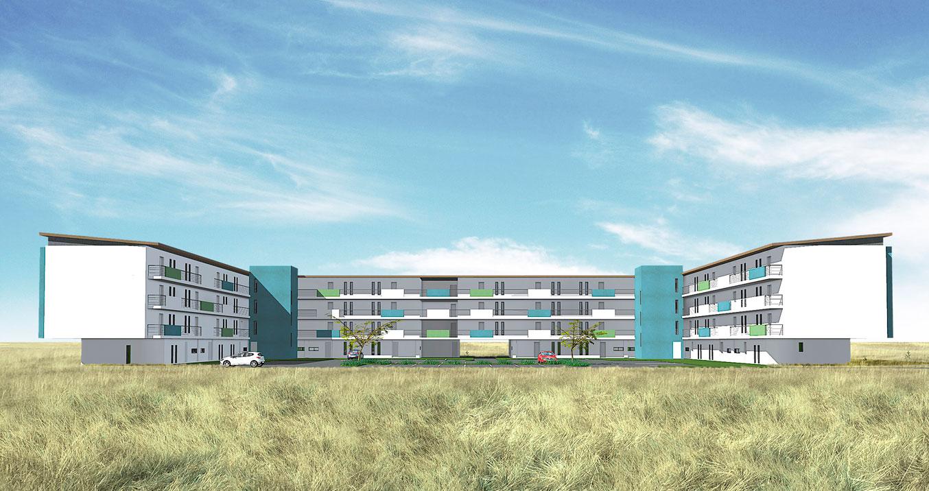 Starkey   Architects EAGLE PARK APARTMENTS
