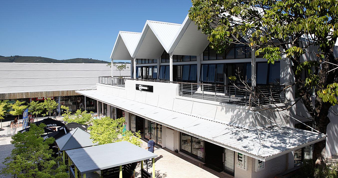 Starkey   Architects WEST END - KNYSNA MALL