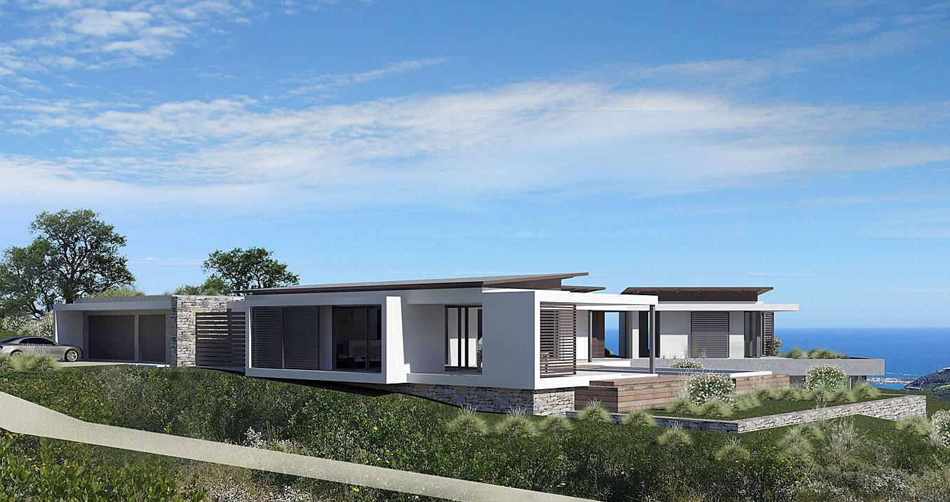 Starkey | Architects C20 PEZULA PRIVATE ESTATE