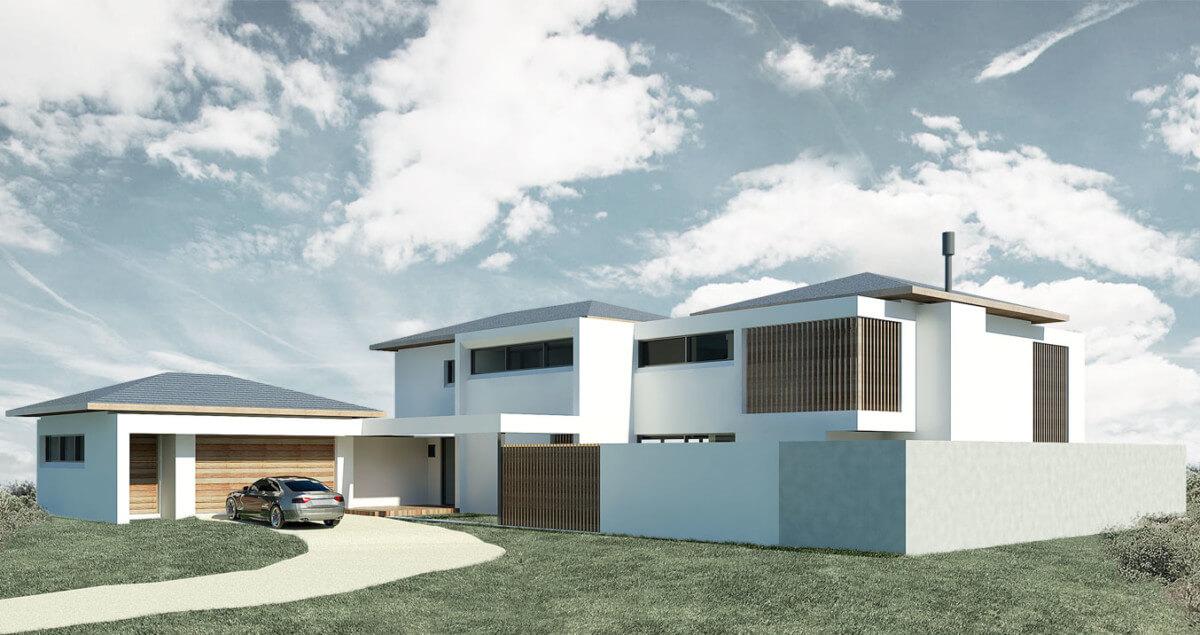 Starkey | Architects LYNNWOOD HOME