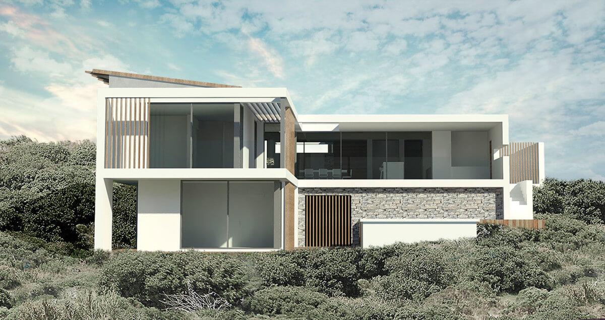 Starkey | Architects FERNWOOD HOME