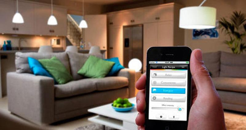 home lighting automation starking