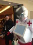 Paramedic Bot to the rescue!