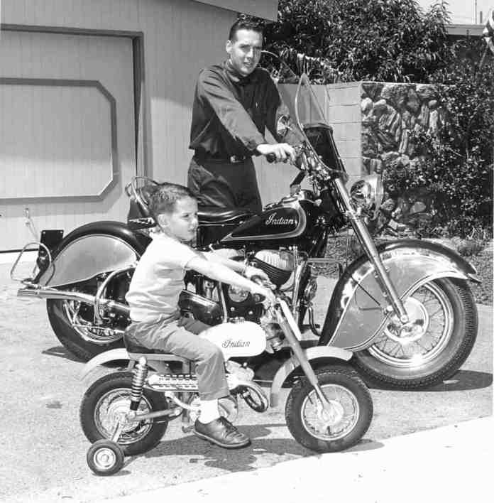 Bob & Gary Stark 1969