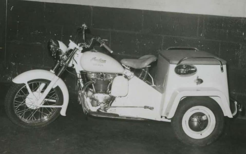 Indian 3 Wheel Patrol Vehicles - Starklite Indian Motorcycles