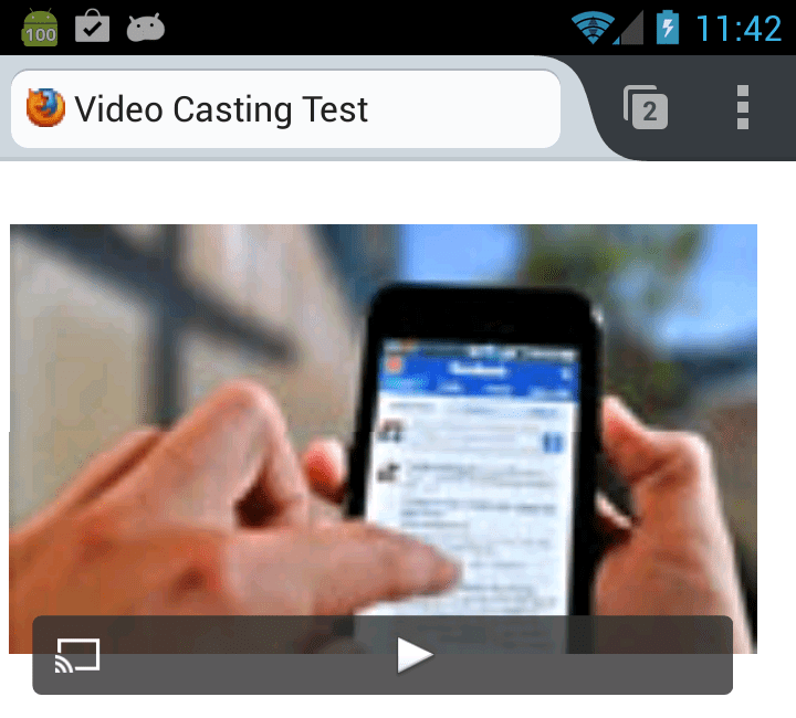 Firefox for Android: Casting videos and Roku support – Ready