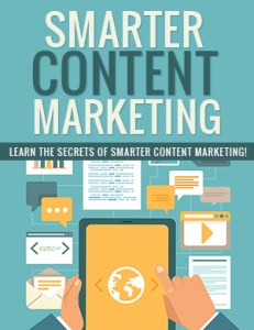 learn the secrets of smarter content marketing