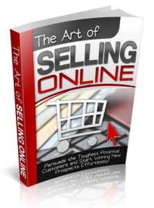 the art of selling online, advertising