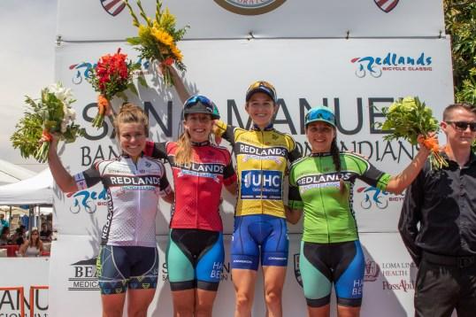 QOM competition Redlands Cycling Classic