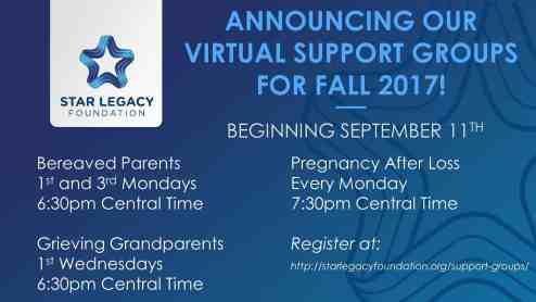 Fall Support Groups