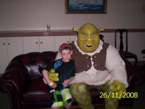 Starlight Was Able To Grant Ben A Wish So Powerful That He Will Never Forget Blog Of