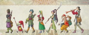 Dragon Quest XI Feature Banner