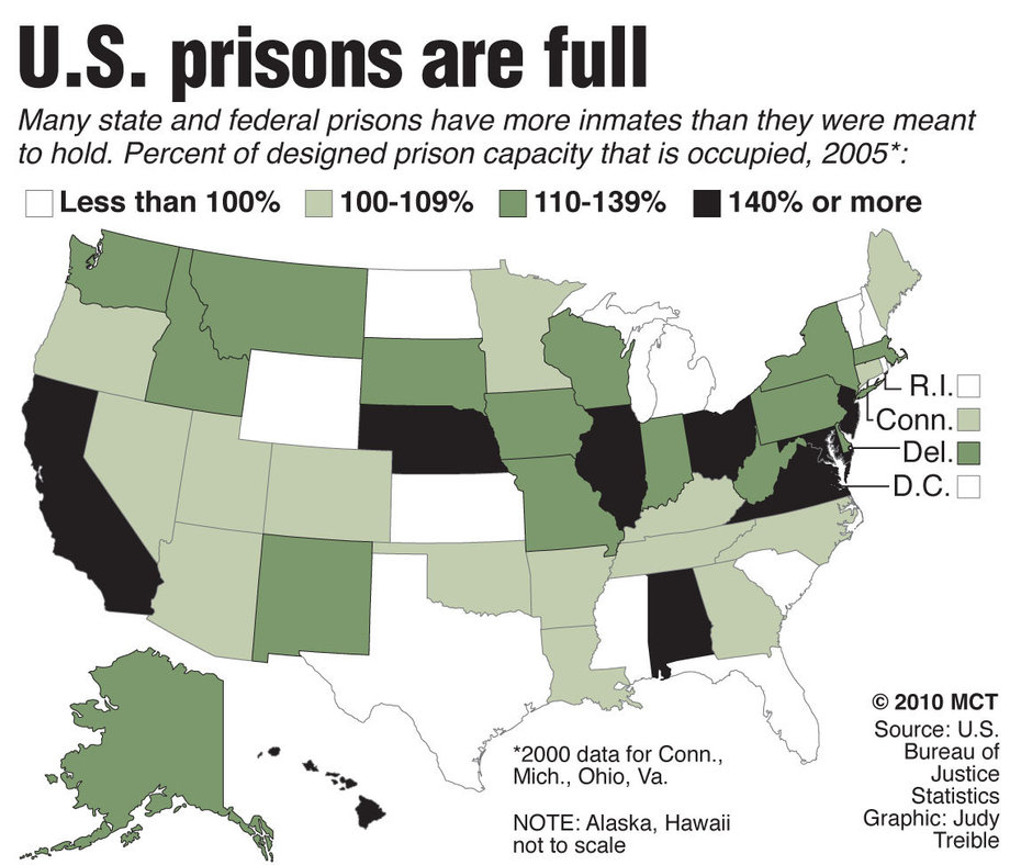 can prison deter crime Prison reform would reduce crime rehabilitating people in prison helps prevent them from committing crimes in the future and equips them to become.