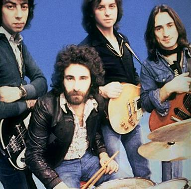 either 10cc before the breakup in 76 or the touring cast of Hair