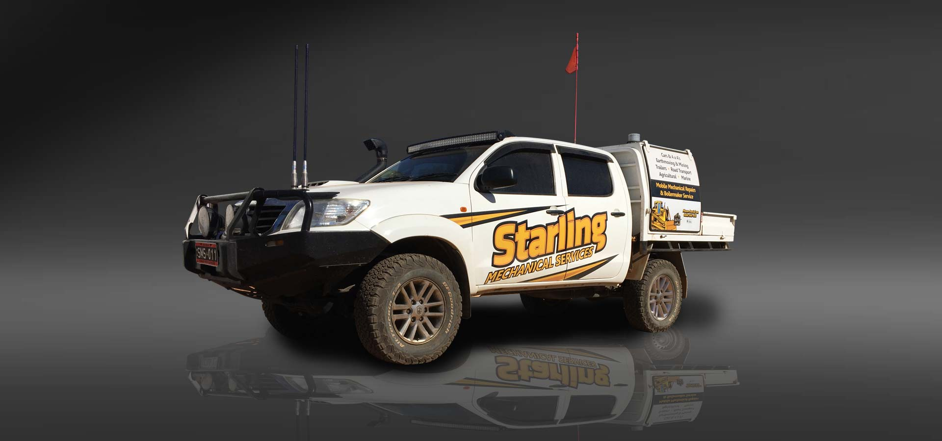 Starling Mechanical Services Geraldton