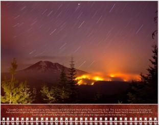 Fire Calendar October